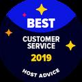 Parima Klienditoe märk antakse firmadele, kelle E-posti ja Telefoni tuge meie toimetajad anonüümselt testisid ja mis osutus suurepäraseks.